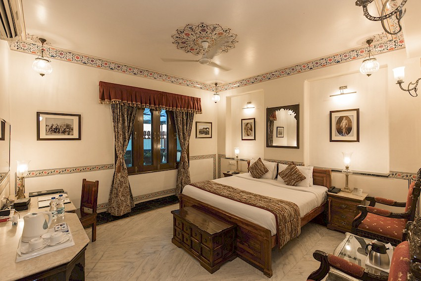 Jaipur hotel accommodation